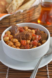 Beef and peanut stew Stock Image