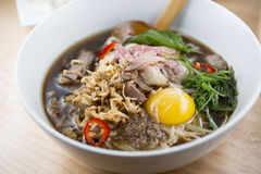 Beef Pho Noodle Soup Royalty Free Stock Photos