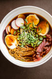 Beef Ramen Royalty Free Stock Photography