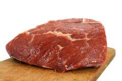 beef raw Arkivbilder