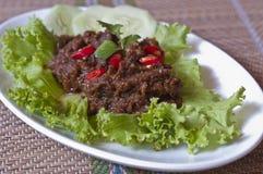Beef rendang Stock Image