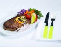 Beef ribeye steak Stock Photo