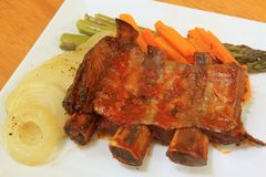 Beef Ribs Royalty Free Stock Photos