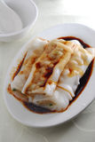 Beef rice roll Royalty Free Stock Photos