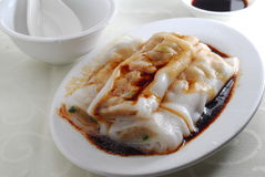 Beef rice roll stock photography