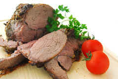 Beef roast Royalty Free Stock Image