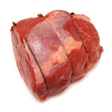 Beef roasting joint Royalty Free Stock Images