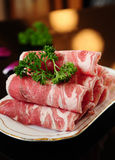 Beef Roll Royalty Free Stock Image