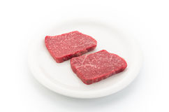 Beef Round Royalty Free Stock Photography