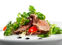 Beef Salad royalty free stock photo