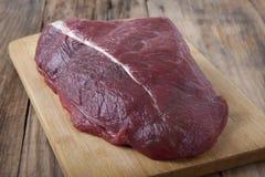 Beef scapula. Stock Photography