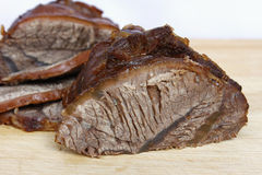 Beef section Royalty Free Stock Photos