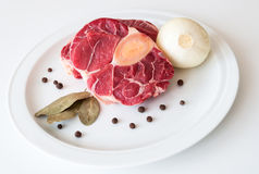Beef shin Royalty Free Stock Photography