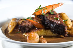 Beef short ribs Royalty Free Stock Photo