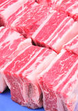 Beef short ribs Royalty Free Stock Images