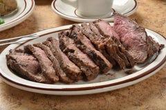 Beef sirloin roast Stock Image