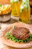 Beef sirloin steak Stock Image
