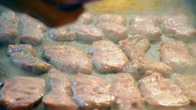 Beef smoked steak Stock Photo