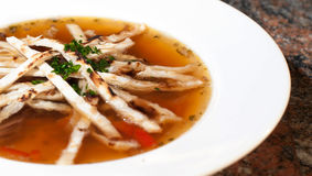Beef Soup royalty free stock photography