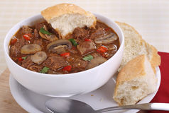 Beef Soup Stock Photos