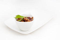 Beef Soup Royalty Free Stock Photo