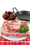 Beef spare ribs Royalty Free Stock Photos