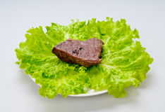 Beef stake Royalty Free Stock Images