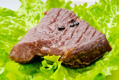 Beef stake Stock Photography