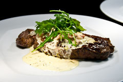 Beef Steak 1 Royalty Free Stock Photography