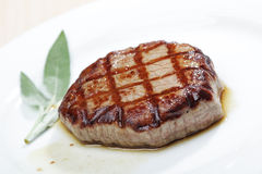 Beef steak stock photography