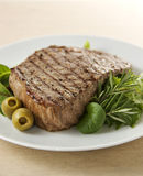 Beef Steak Stock Photo