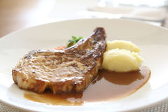 Beef Steak Stock Photos