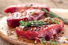 Beef steak. Stock Images