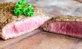 Beef Steak Stock Photo