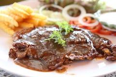 Beef steak Stock Image
