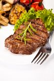 Beef steak Royalty Free Stock Image