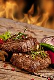 Beef steak Stock Images