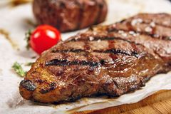 Free Beef Steak Dinner Stock Photos - 101000583