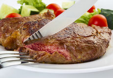 Beef steak Stock Image