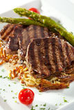 Beef Steak Royalty Free Stock Photography