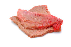 Beef steaks Stock Photos