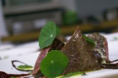 Beef steaks closeup Stock Photo