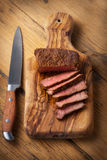 Beef steaks Royalty Free Stock Photo