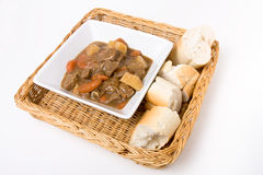 Beef Stew Royalty Free Stock Photos
