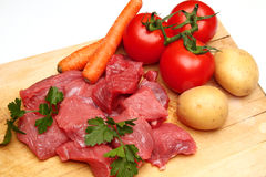 Free Beef Stew Royalty Free Stock Image - 17369196