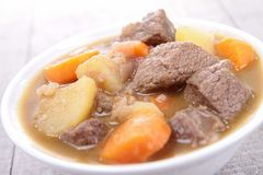 Beef stew Stock Photo