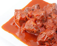 Beef stew Royalty Free Stock Images