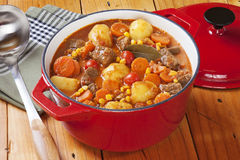 Beef Stew Stock Photos
