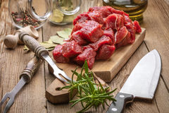 Beef. Royalty Free Stock Image