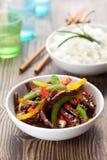 Beef Stir-fry Stock Photos